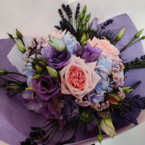 Cvetličarna Omers - šopek sivka
