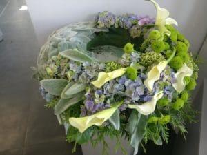 Cvetličarna Omers - ŽARNI VENČAK ŽAMET