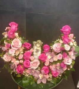 Cvetličarna Omers - ŽARNI VENČEK ROSE
