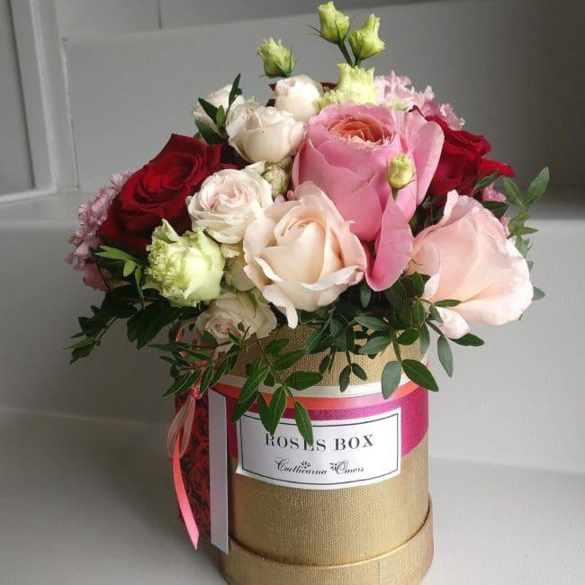 Cvetličarna Omers - BOX JANA