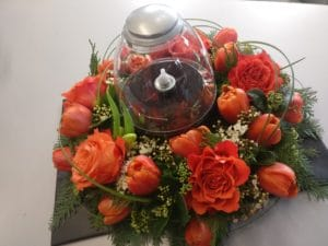 Cvetličarna Omers - ORANŽNO SLOVO