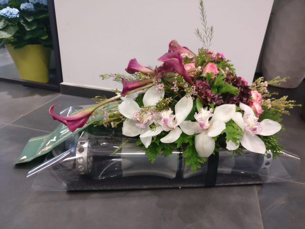 Cvetličarna Omers - SIVO SLOVO