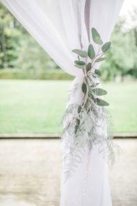 Cvetličarna Omers - zavesa in zelenje