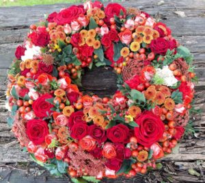 Cvetličarna Omers - ikebana22