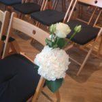 Cvetličarna Omers - vrtnica bela