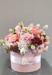 Cvetličarna Omers - roza vaza