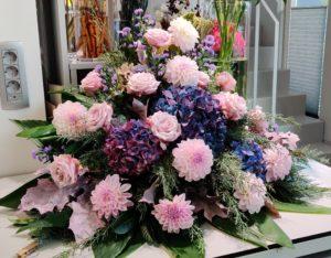 Cvetličarna Omers - roza venec