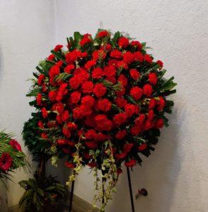 Cvetličarna Omers - rdeči krog