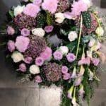 Cvetličarna Omers - ikebana okrogla