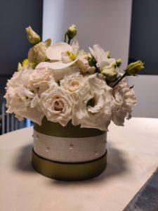 Cvetličarna Omers - box bela1