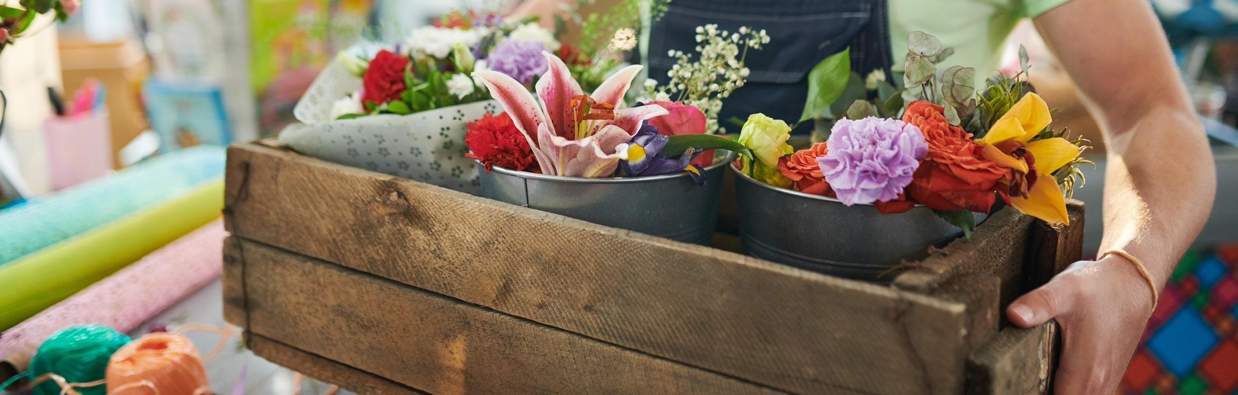 Cvetličarna Omers - Flower Delivery