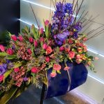 Cvetličarna Omers - roza vijola