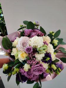 Cvetličarna Omers - šopek lila