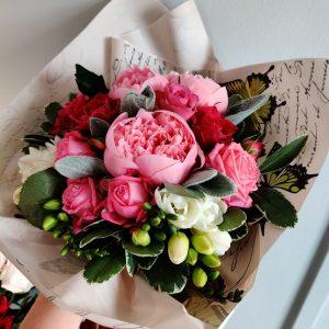Cvetličarna Omers - šopek polona