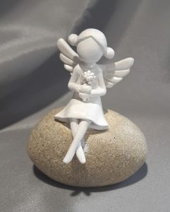 Cvetličarna Omers - angel deklica