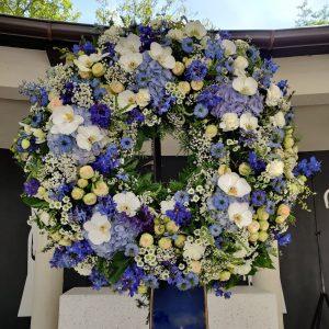 Cvetličarna Omers - venec črnuče