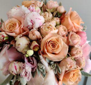 Cvetličarna Omers - šopek darja