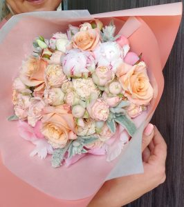 Cvetličarna Omers - šopek darja4
