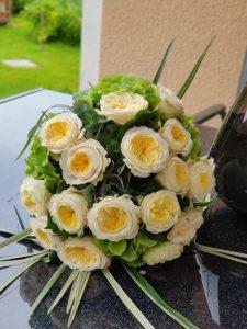 Cvetličarna Omers - šopek hortenzija3
