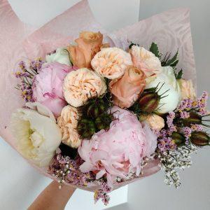 Cvetličarna Omers - šopek ronja2