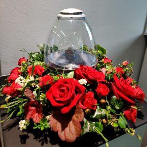 Cvetličarna Omers - venček Luna