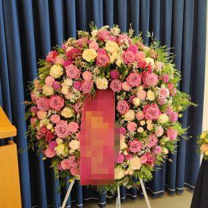 Cvetličarna Omers - venec veliki