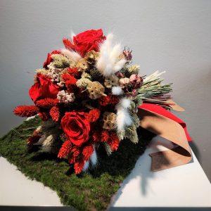 Cvetličarna Omers - šopek_večnost