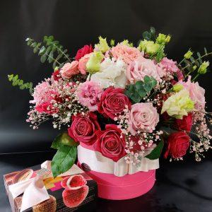 Cvetličarna Omers - box_sladkorček